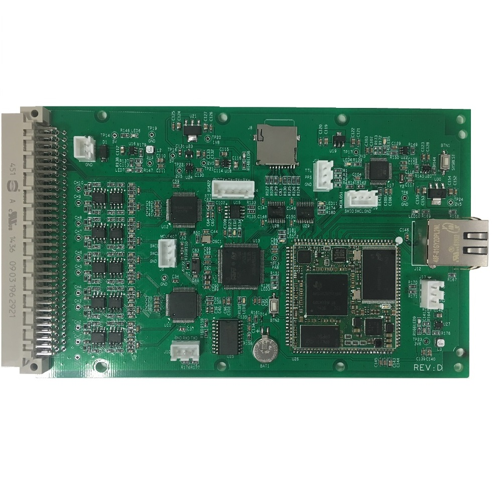SDA1416 Multiple Channels Low Power Acquisition And Storage Module